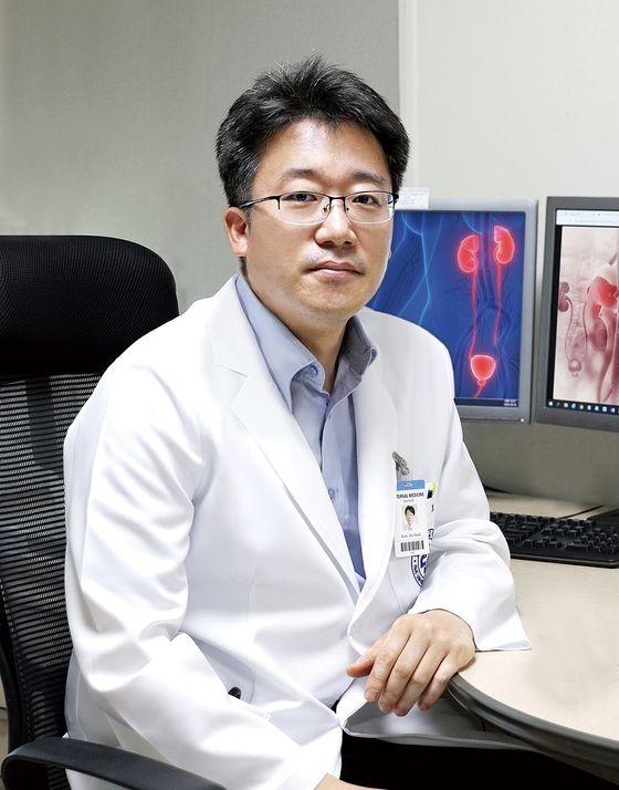 서울백병원 신장내과 구호석 교수. 사진 서울백병원