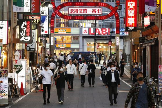 도쿄 코로나19 신규확진자 243명..이틀 연속 최다