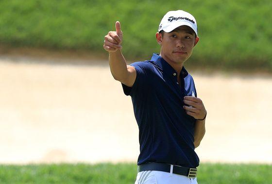 모리카와, PGA 투어 채리티오픈 이틀 연속 선두...임성재 공동 45위