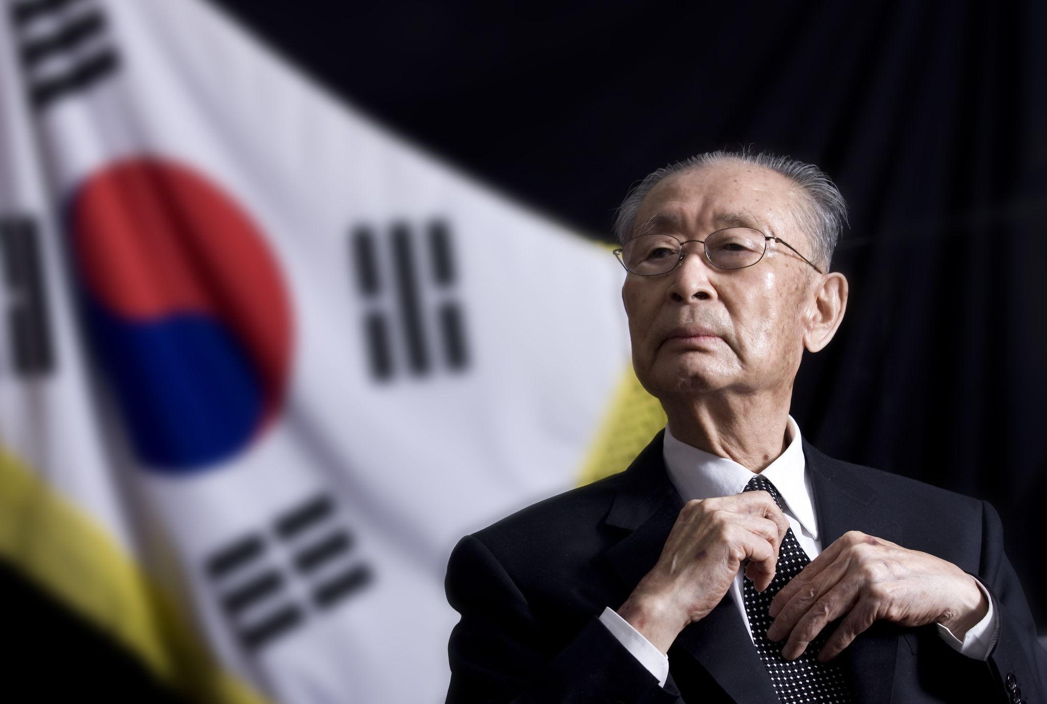 백선엽 예비역 장군. 권혁재 사진전문기자