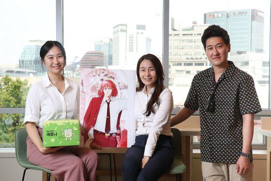 패션 브랜드 꼬뜨게랑까지…손만 대면 히트작, 빙그레 마케팅팀을 만나다