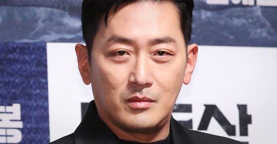 배우 하정우. 연합뉴스