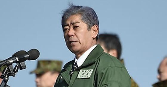 이와야 다케시 일본 전 방위상. [AFP=연합뉴스]