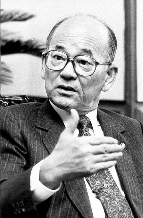 1991년 환경처장관 당시 권이혁. [중앙포토]