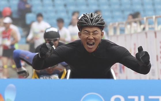 김규대 IPC 선수위원