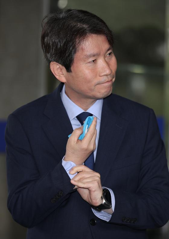 이인영 통일부 장관 후보자 [연합뉴스]