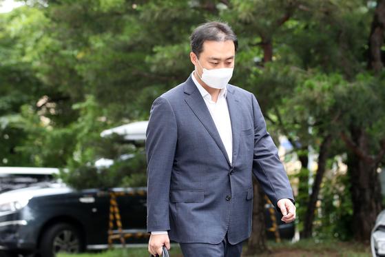 원종준 라임자산운용 대표. 뉴스1