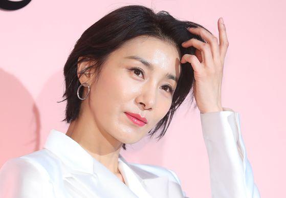 배우 김서형. 일간스포츠