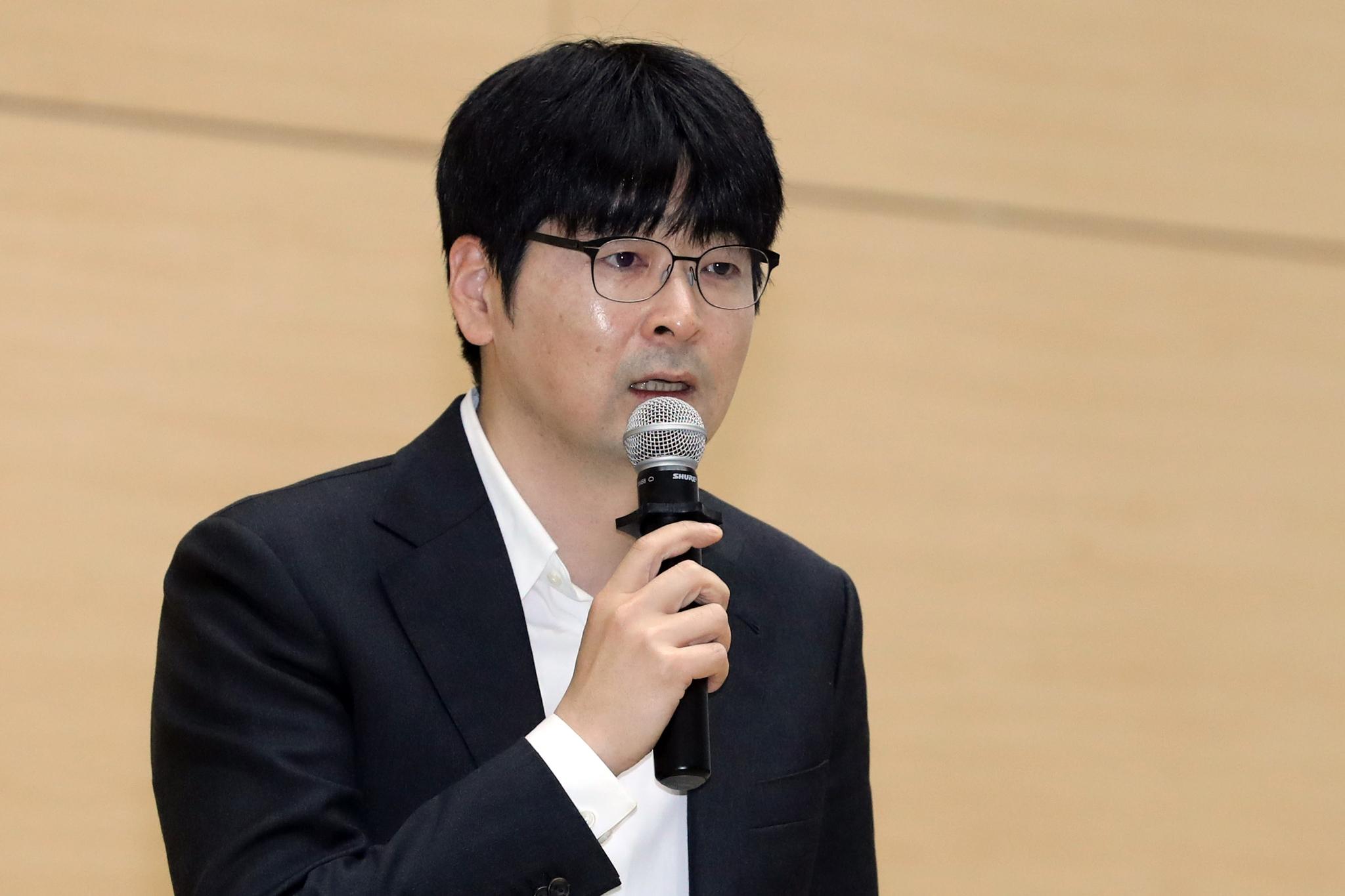 탁현민 청와대 의전비서관. 연합뉴스
