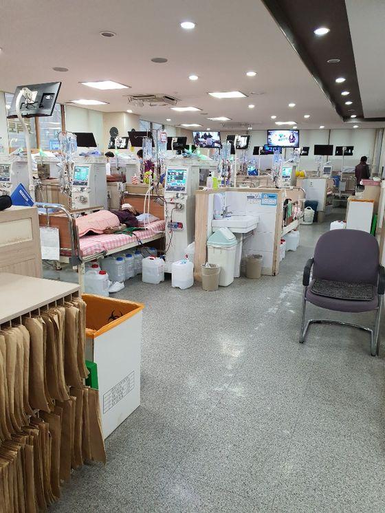 인공신장투석실 자료사진. *기사 내용과 직접적인 관련 없습니다. 사진 (사)한국신장장애인협회