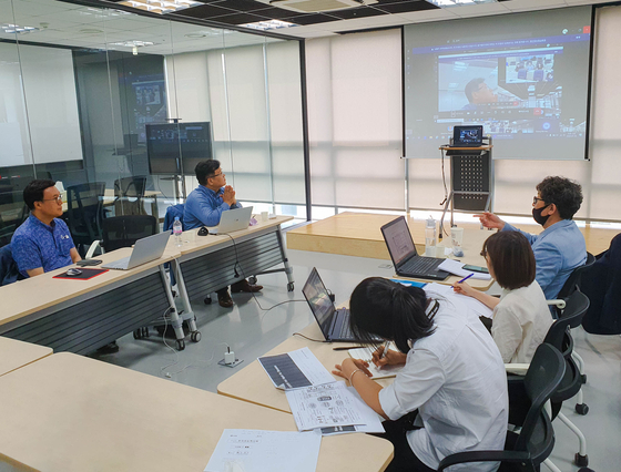 수원대, 베트남 민간 투자정보시스템 구축사업 사업조정 위원회 실시