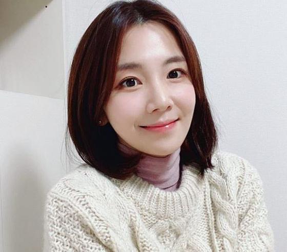 tbs에서 아나운서로 일하는 프리랜서 방송인 박지희씨. [사진 박지희 인스타그램]