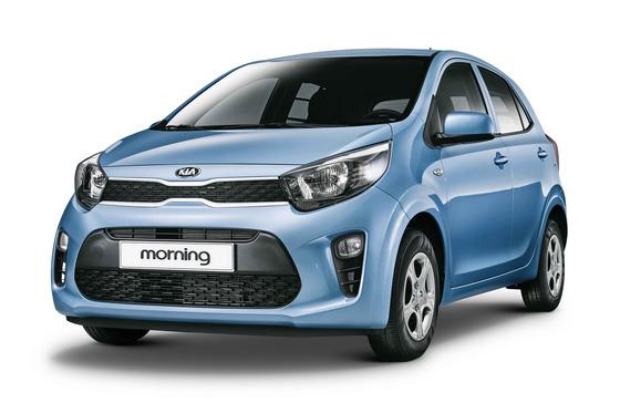 한국 차가 베트남 시장에서 선전하고 있다. 기아차 모닝은 올해 상반기 베트남에서 2305대 팔렸다. 사진 기아차
