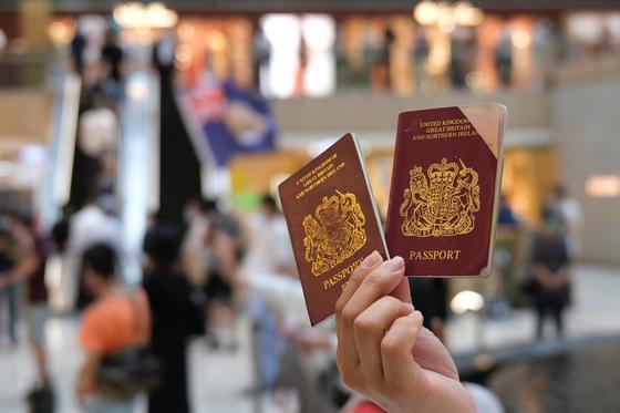 홍콩 엑소더스 돕는 영국 영어만 되면 무제한 이민 받겠다