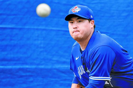 '강심장' 류현진은 늘 위기에 더 강했다. 그의 야구가 다시 시작된다. [USA투데이=연합뉴스]