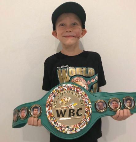 """맹견 맞서 동생 구한 미국 6세 소년…WBC """"네가 세계 챔피언"""""""