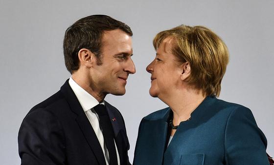 프랑스 60년 꿈 미국 뺀 유럽군…트럼프가 이뤄주게 될 판