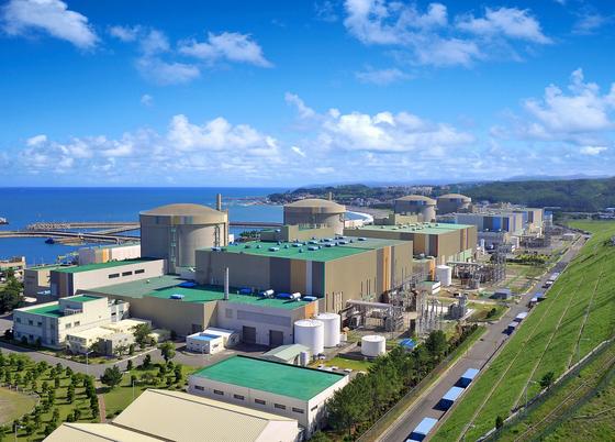 월성 원자력발전. 한국수력원자력