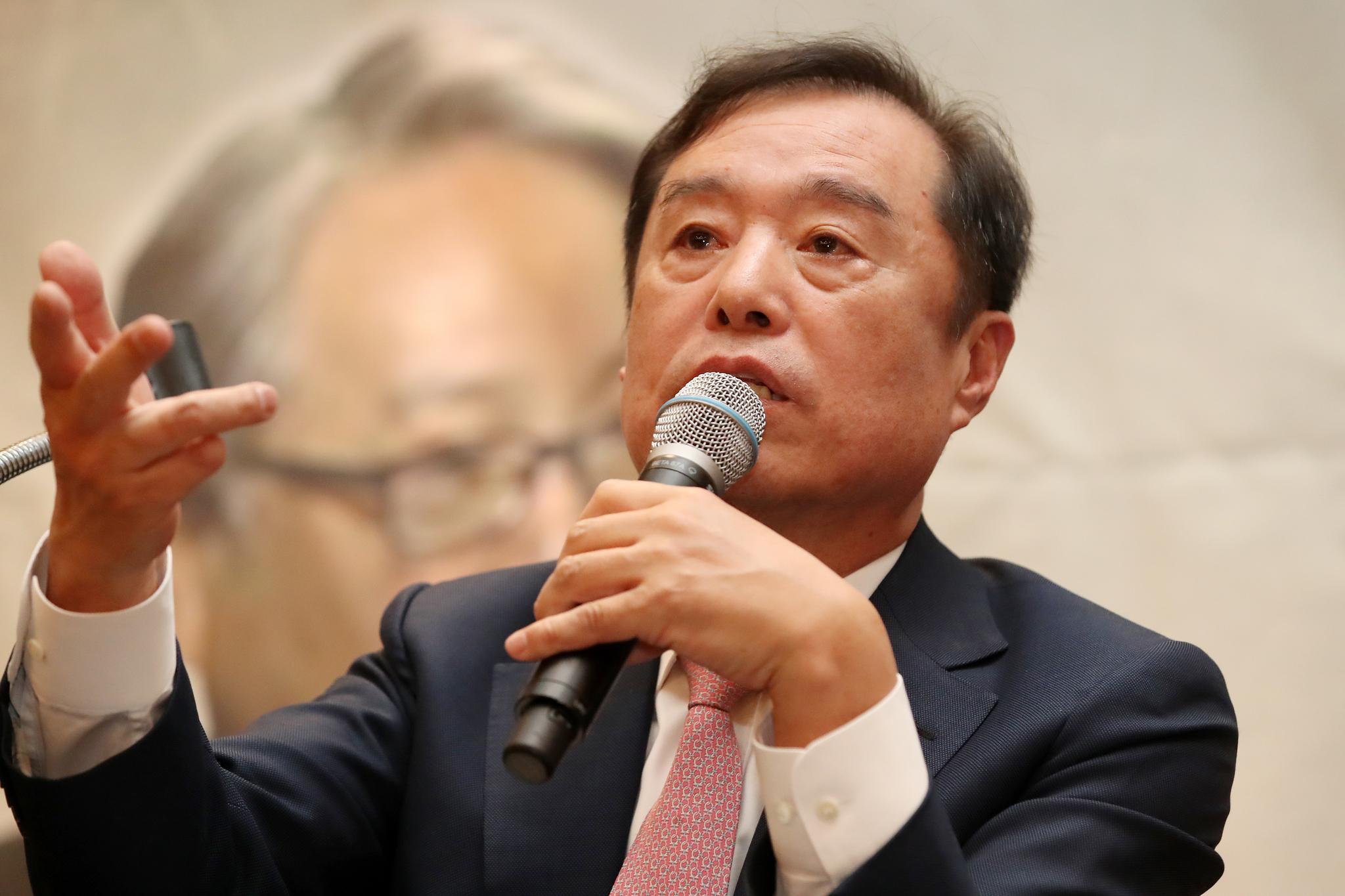김병준 미래통합당 세종시당위원장. 뉴스1