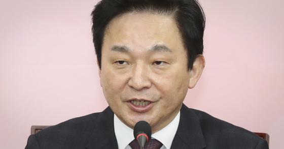 원희룡 제주도지사. [연합뉴스]
