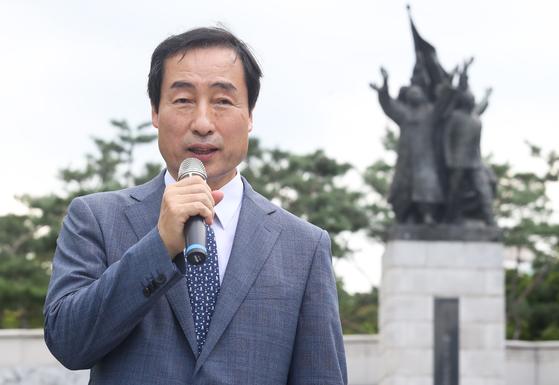 문석진 서대문구청장. 연합뉴스