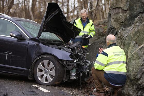 볼보자동차 교통사고조사팀은 1970년부터 4만3000건 이상의 사고 데이터를 축적해 신기술 개발에 활용했다. 사진 볼보자동차코리아