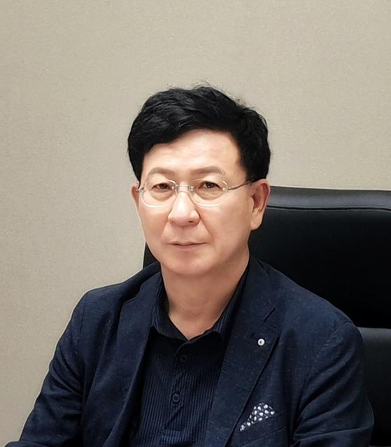 오재완(대한재난정보학회 특별회원사 ㈜디딤돌 대구지사장)