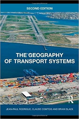 로드리그 교수가 공동으로 쓴 『교통시스템의 지도(The Geography of Transport Systems)』