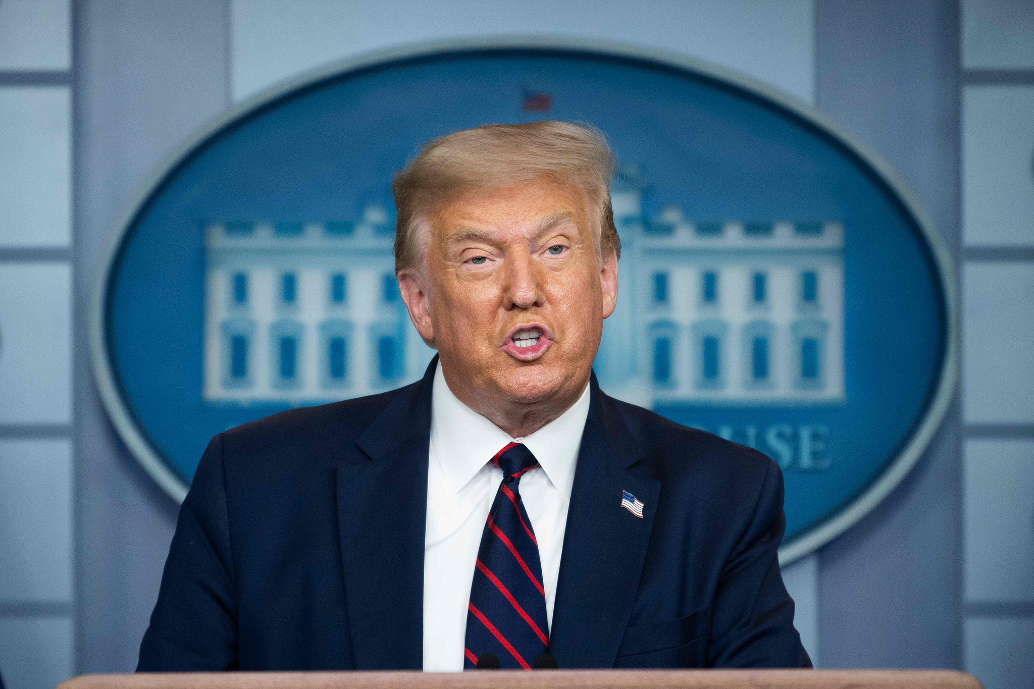 대선 연기 핵폭탄 던진 트럼프, 고작 몇시간만에 말바꿨다
