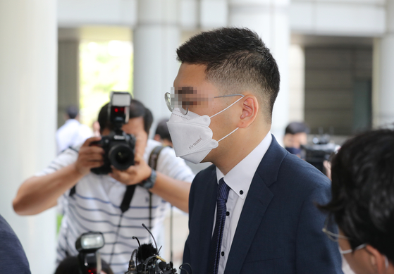 이동재(35) 전 채널A 기자. 연합뉴스