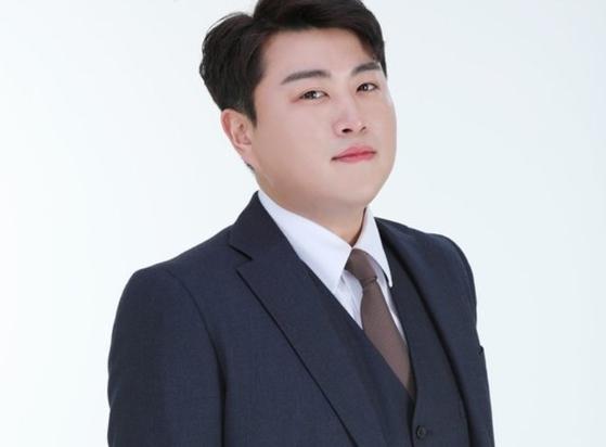트로트 가수 김호중. 중앙포토