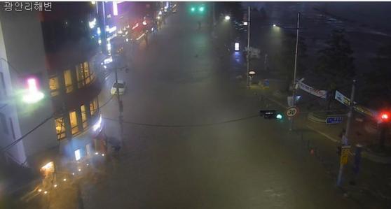 시간당 80㎜ 폭우때, 부산 수영구 빗물저장소 가동 안했다