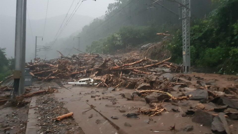 강원도 철원 와수천·사곡천 범람 우려…인근 주민 대피령