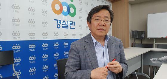 김헌동 경실련 부동산건설개혁본부장. 중앙포토