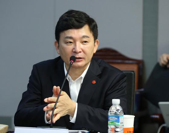 원희룡 제주도지사. 뉴스1