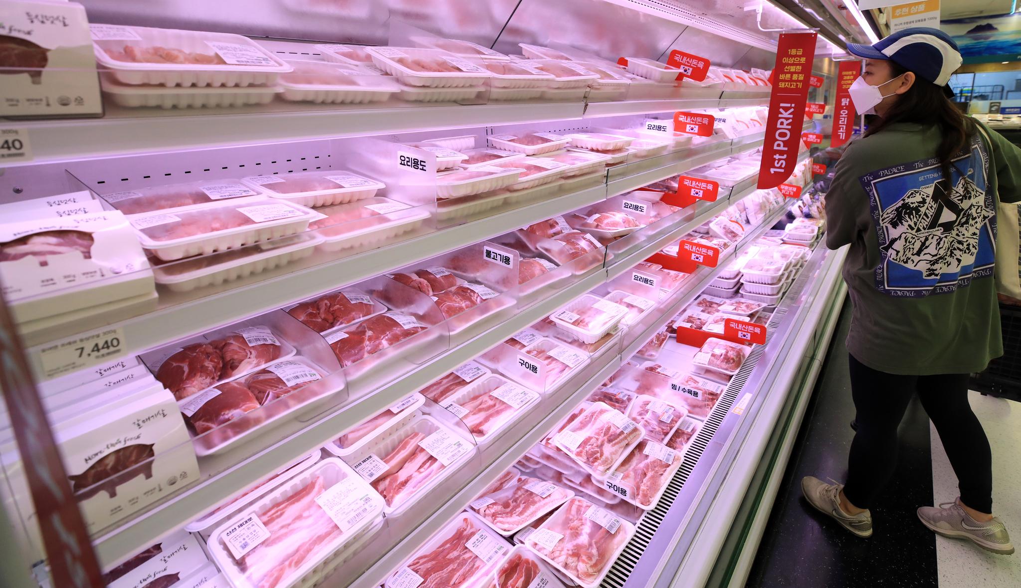 [속보] 7월 소비자물가 0.3%↑…3개월 만에 상승