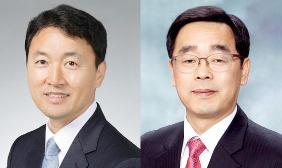 송민헌(左), 장하연(右)