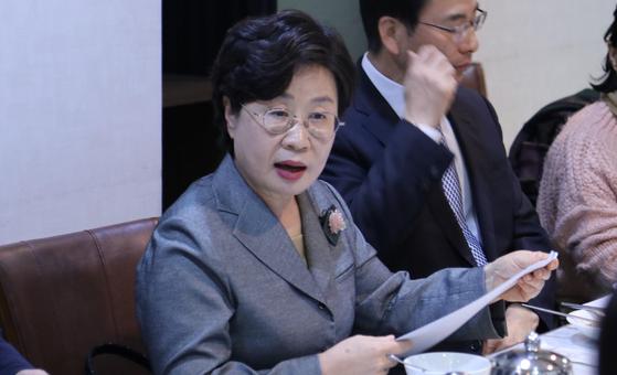 정윤숙 한국여성경제인협회장. 사진 여경협