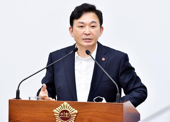 원희룡 제주도지사. 제주도의회 제공=뉴스1