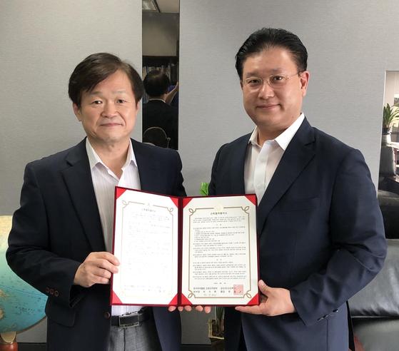 경인여대 국제무역과, 인천 대표 무역기관과 취업정보교류 MOU체결