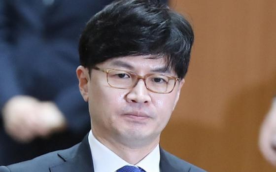 한동훈 검사장 [연합뉴스]