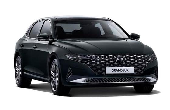 지난달 국내에서 가장 많이 판매된 모델인 현대차 '더 뉴 그랜저'. IS포토