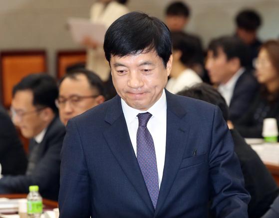 이성윤 서울중앙지검장. [연합뉴스]