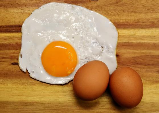계란 후라이. 사진 pixabay