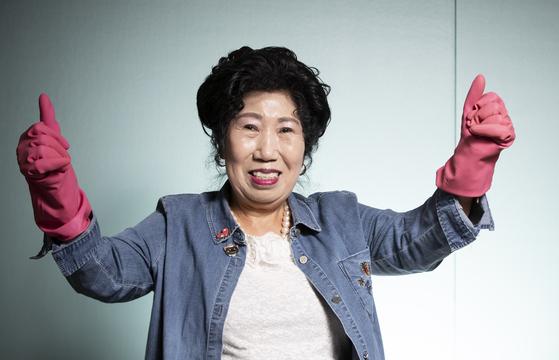 유튜버 박막례 할머니. 권혁재 기자