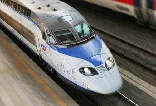 KTX 열차. 연합뉴스
