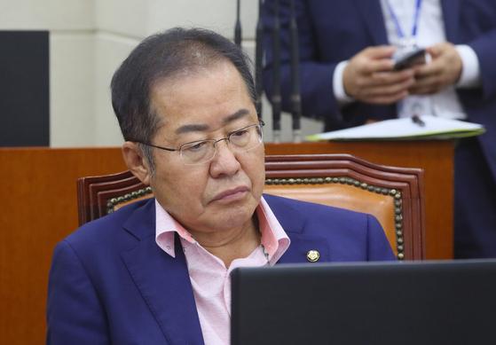 홍준표 추미애·김현미 난맥상 대활약…文정부 붕괴 빨라져
