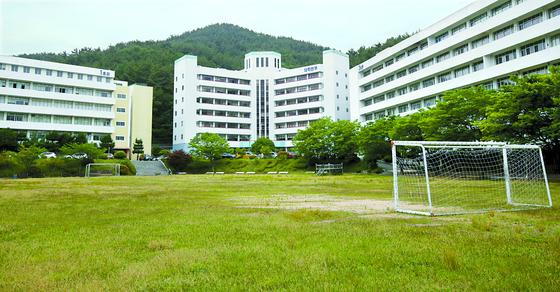 부산 해운대구 동부산대학교 전경. 중앙포토
