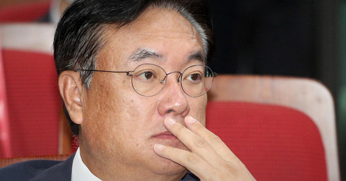 정진석 미래통합당 의원. 뉴스1