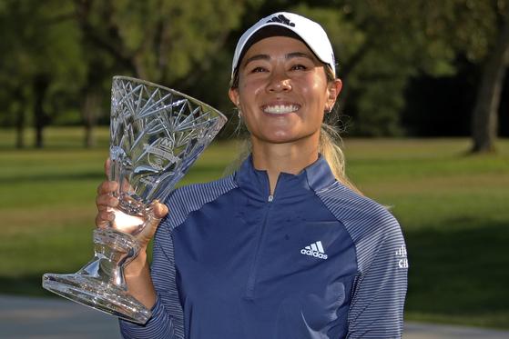 여자 골프 세계 2위 대니엘 강. [AP=연합뉴스]